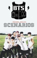bangtan boys scenarios by michiGO_girl143