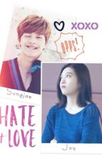 Hate & Love  by sweetpea_peach