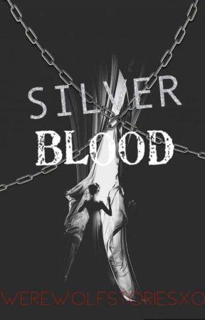 Silver Blood by WEREWOLFSTORIESXO