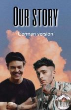 Our Story {Zarry}  by arroxanz