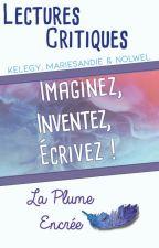 Lectures Critiques La Plume Encrée by LaPlumeEncree