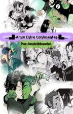 Amor Entre Continentes by fandelbbraelol