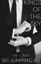 Kings of the Sky | Ski jumping AU by navy_lion