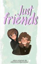 Just friends?- Larry- by elenitaveragonzalez