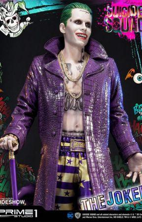 Joker x male reader by Robin0012