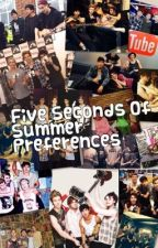 Five Seconds Of Summer Preferences by number1brat