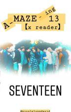 A-MAZE-ing 13 [ Seventeen × Reader ]  by nicolelynndavid