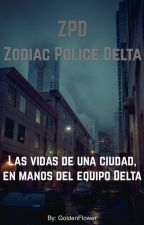 ZPD: Zodiac Police Delta by GoldenFlower6961