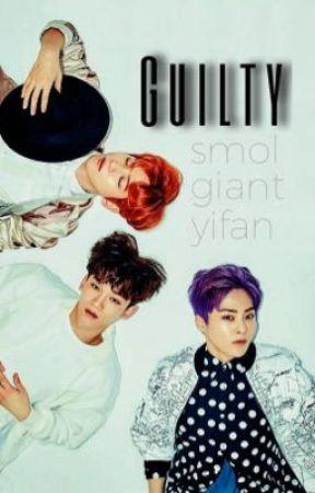 guilty   exo cbx by smolgiantyifan