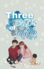 Three cups of coffee ☕ ChanBaek by zzzzzzzzzzz3