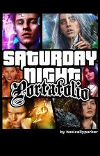 SATURDAY NIGHT ━ portafolio by basicallyparker