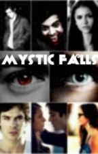 Mystic Falls by dicapricorn