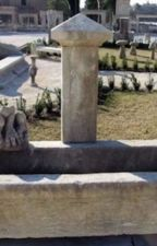 Hand Carved Limestone Fountain from France by pittetarch