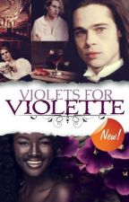 Violets for Violette by Skipology