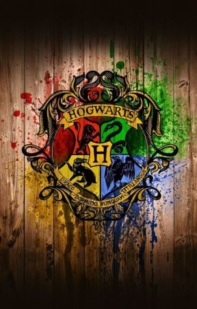 The Hogwarts Houses by ladyinburgundy