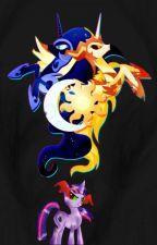 My little pony Bestimmungs Chaos  by Dragon-Pony