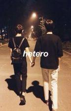 「 hetero 」➵  yuwin by felixless
