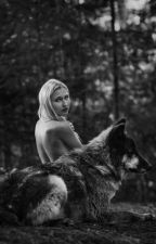 The Wolf - Black Moon by Veronicabonny