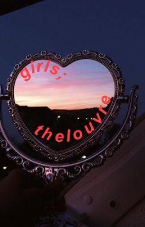 girls. ; ybn nahmir  by thelouvre