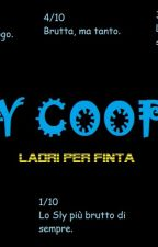Sly Cooper: Ladri per Finta by Omega9999