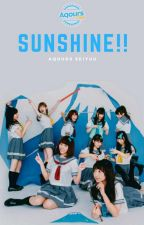 Sunshine!! ×× Aqours Seiyuu by Wilderfox