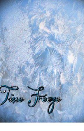 Time Freeze by ZinniaTerre