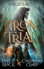 Magisterium, The Iron Trial ( Aaron Stewart love story) by Lunachavezoo1