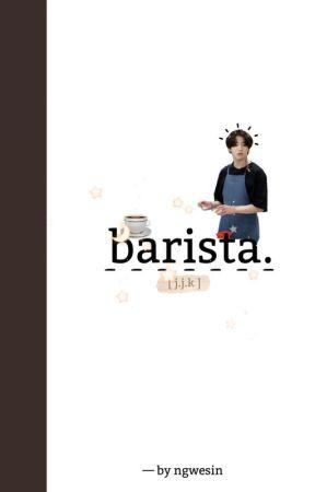 Barista [ jeon jk ] by daralolli