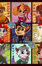 Paw patrol next generation by shoehead123