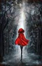 BLOOD RED (modern day red riding hood ) by girlinthecatacombs