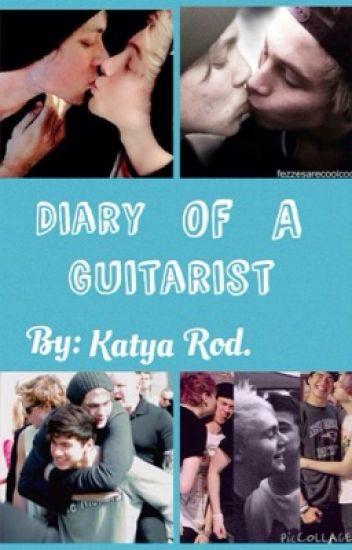 Diary of a Guitarist (Lashton fanfic)