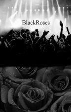 Blackroses by CarolanneLagadec