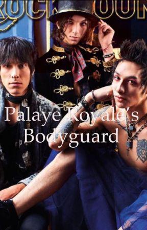 Palaye Royale's Bodyguard by emo_trash_rawr