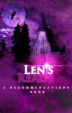 Len's Reads | A Recommendations Book by IllenisThorn