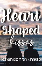 {Heart shaped kisses} by xfandomthingsx