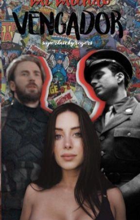 Mi mundo vengador (Steve, Bucky y ____) by superbuckyrogers