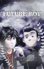 Future Boy » Wilbur x Hiro  by urishearteyes