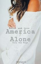 America Alone  by indiagurl
