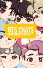 Chats bts UwU  by Ohmanholykook7u7