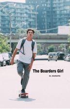 The Boarder's Girl(Mark Mcmorris) by markleemclover