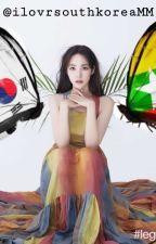 South Korea ( 대한민국)  Myanmar Channel  by user16413578