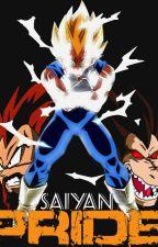 A Devil's Pride (Highschool DXD x Male!Saiyan!Reader!) by Luciver_