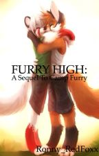 Furry High: A Sequel to Camp Furry by Ronny_RedFoxx