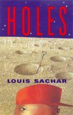 Holes ~ Louis Sachar by normal_teenage_girl_