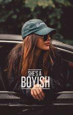 She's a Boyish by -heyzeeel-
