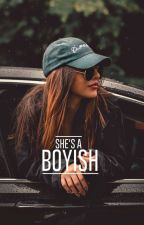 She's a Boyish by blackillusionwp