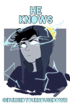 He Knows by iburnedyourhousedown