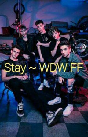 Stay ~ WDW FF  by ninagrey2623