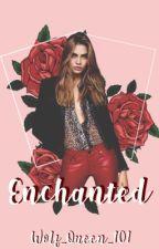 Enchanted ~ Wanda Maximoff by Wolf_Queen_101