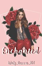 Enchanted ~ Wanda Maximoff by Wolf_Queen_101
